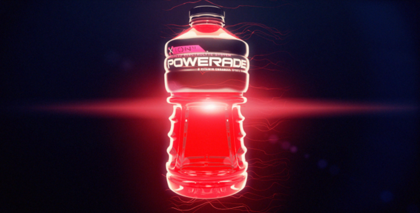 "powerade ""Complete ION 4"""